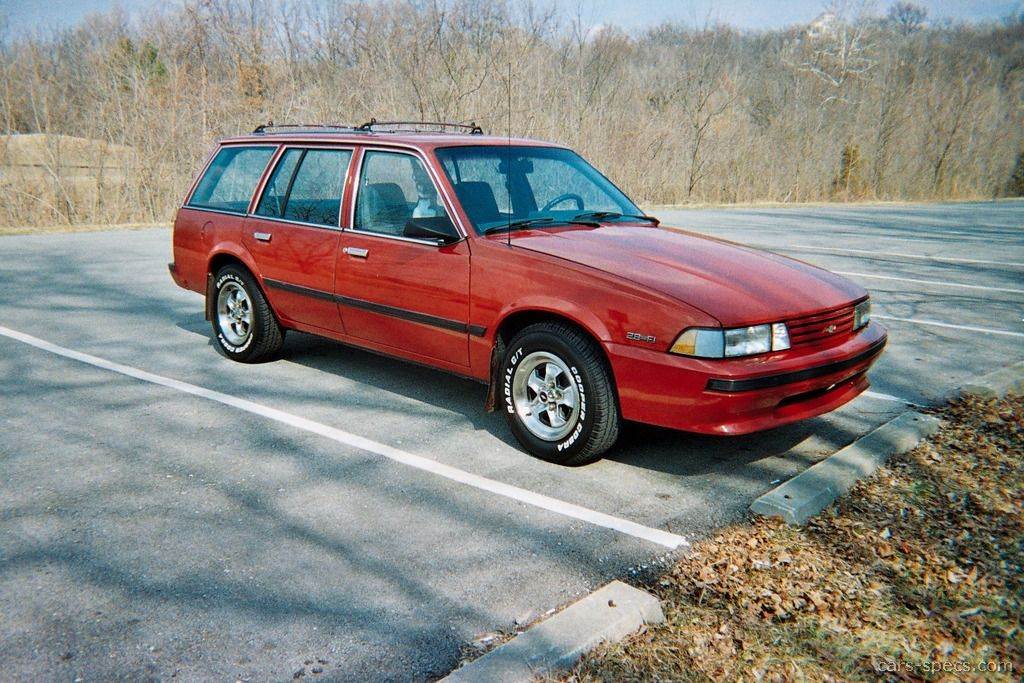 1988 Chevrolet Cavalier Wagon Gm Pinterest Chevrolet Cars