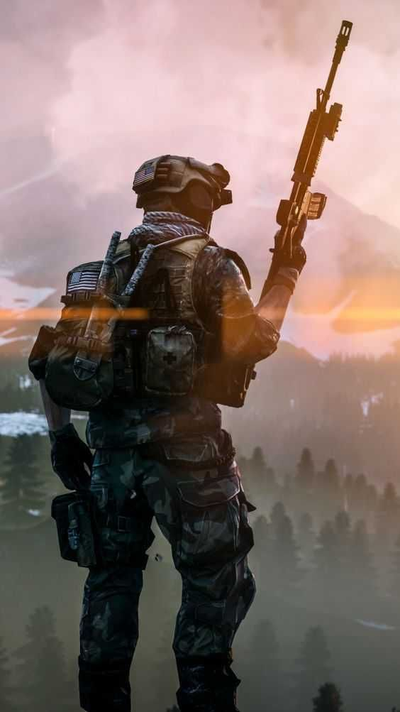 Pin By Mai Jeerach On Soldier In 2020 Army Wallpaper Military
