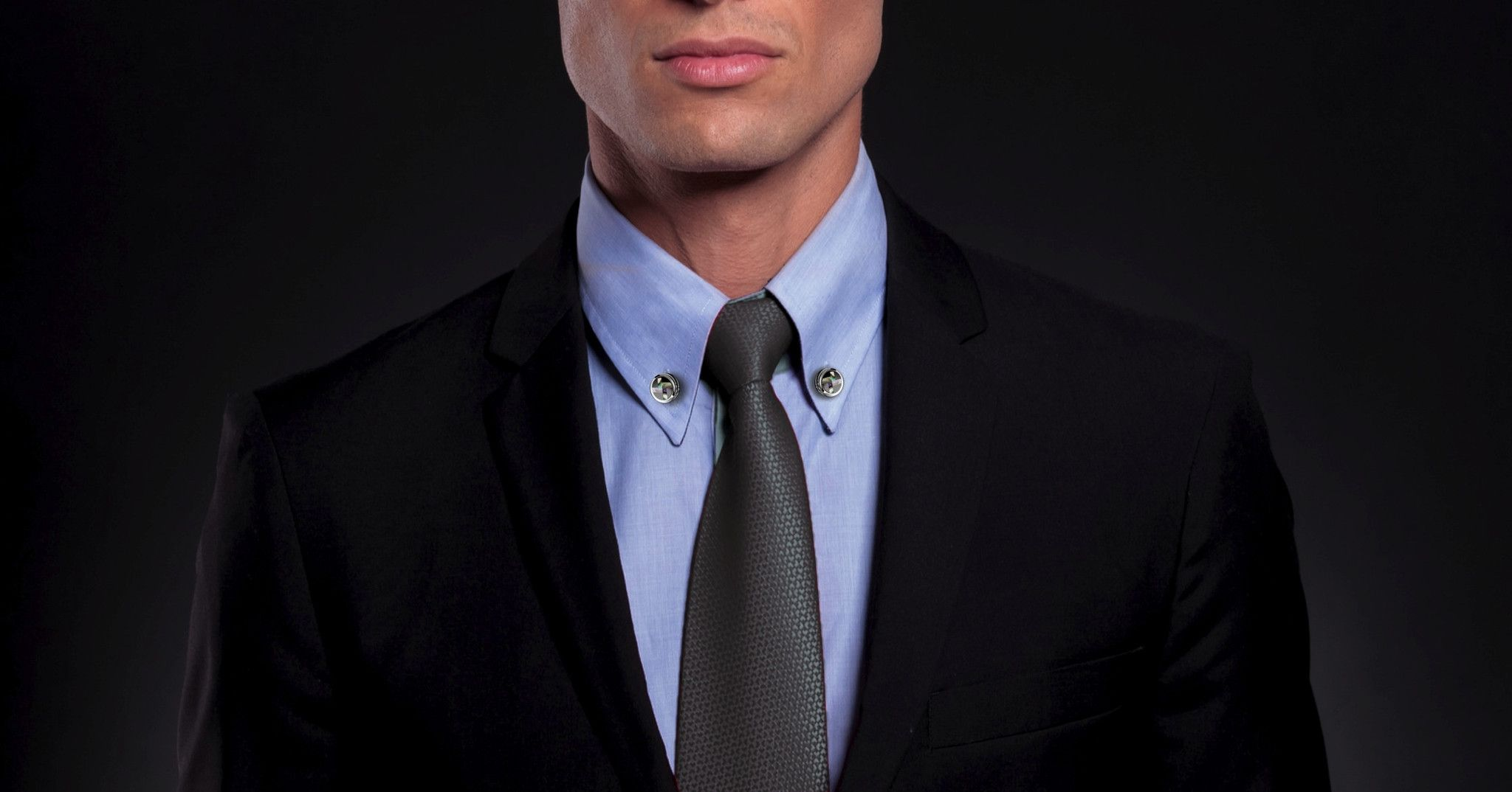 Collar Links Flux Quantum Shirt Buttons The Next Generation In