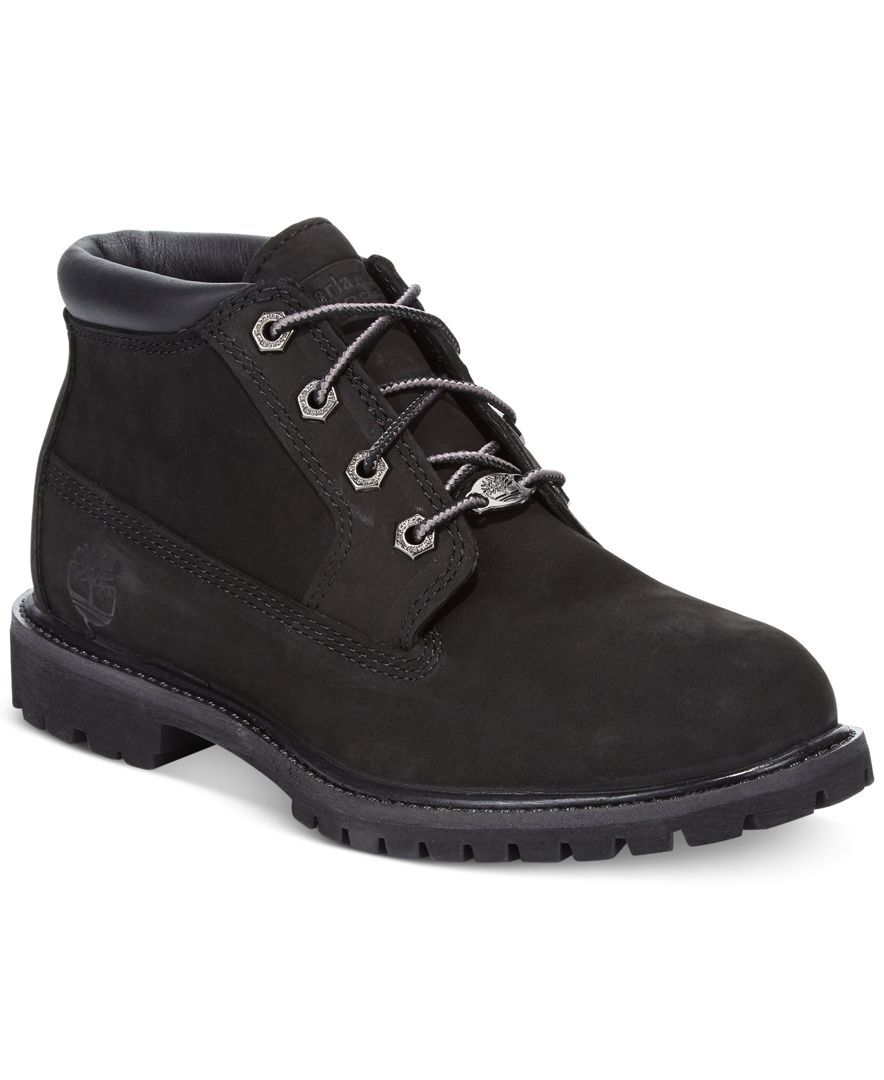 Timberland Women s Nellie Ankle Booties - Shoes - Macy s size 8 e322d04bb5