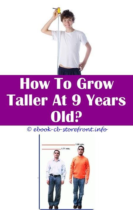 7 Handsome Clever Tips: Natural Ways To Grow Taller How To Grow Taller At…