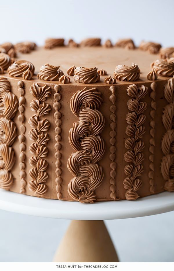 What Frosting To Use In Your Cake Decorating Chocolate Cake