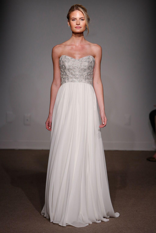 Anna Maier Bridal Spring 2017 | Pinterest