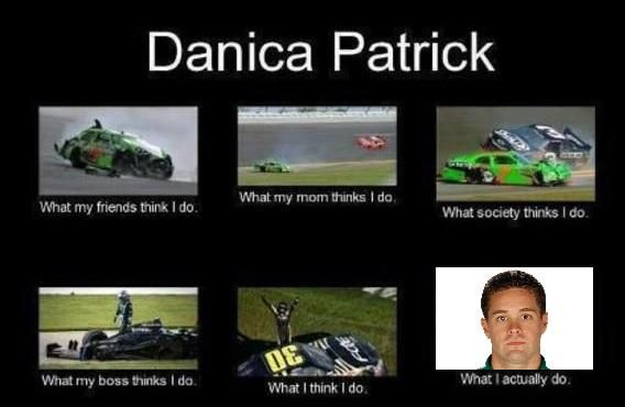 Danica Patrick Funny Meme Funny Nascar Things For My