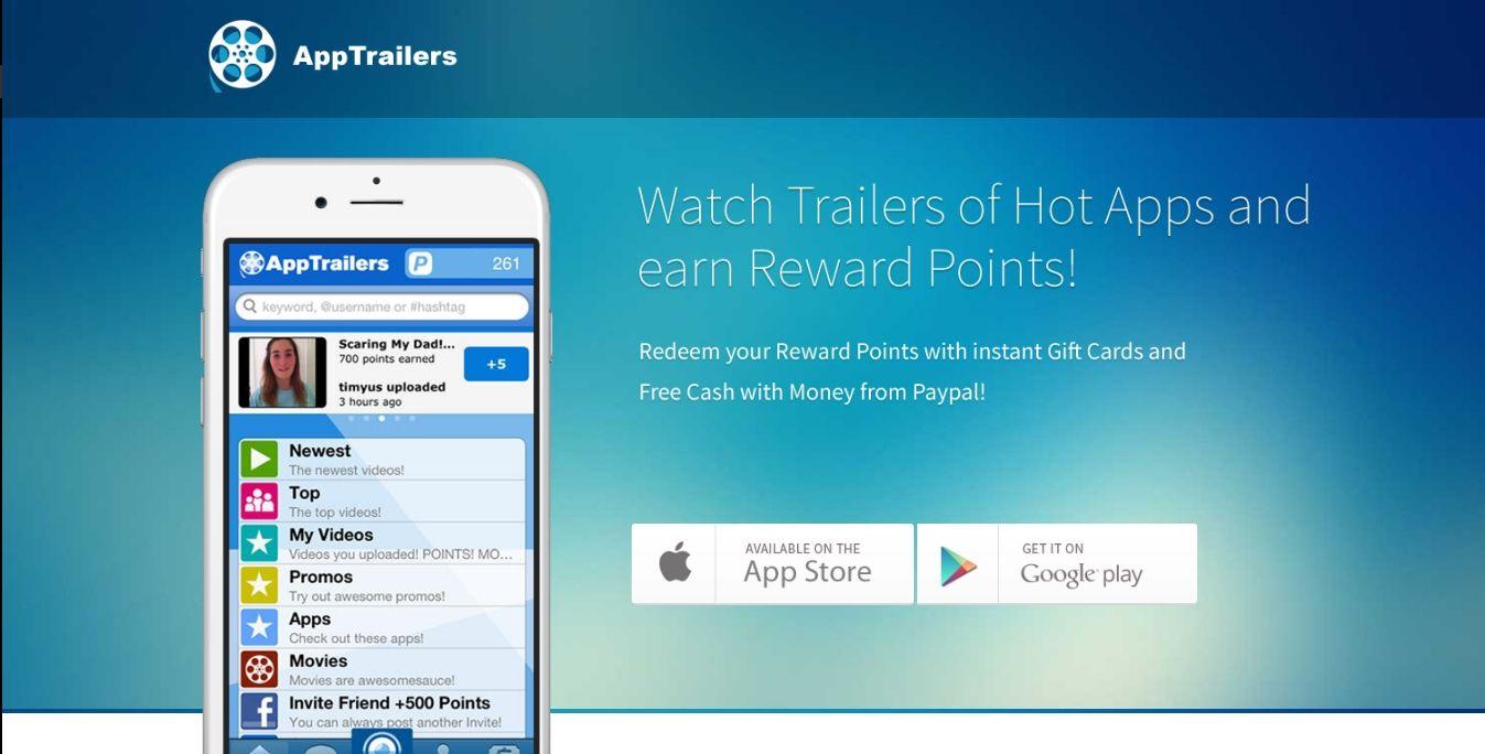App Trailers Review - GPT Scam or Legit? Making Money Watching App ...