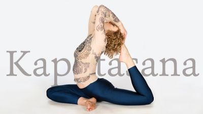 release tension in the psoas  yoga poses advanced pigeon