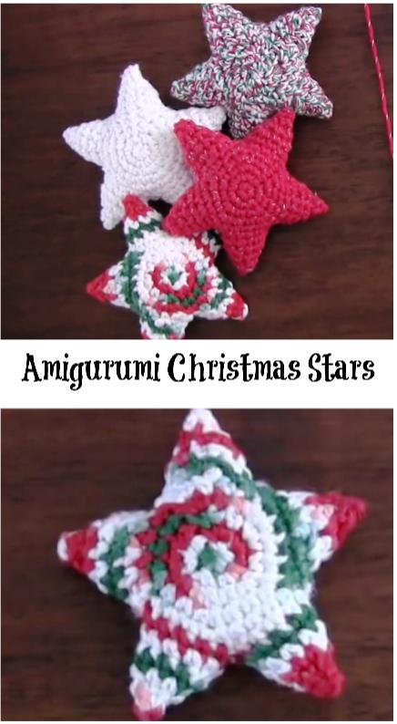 Christmas Star   CROCHET   Pinterest   Crochet navideño, Navidad y ...