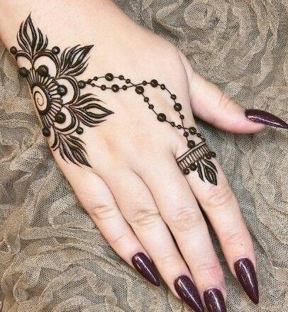 Pin By Shikha Chaudhary On Mehndi Henna Finger Tattoo Henna Tattoo Hand Henna Tattoo Designs