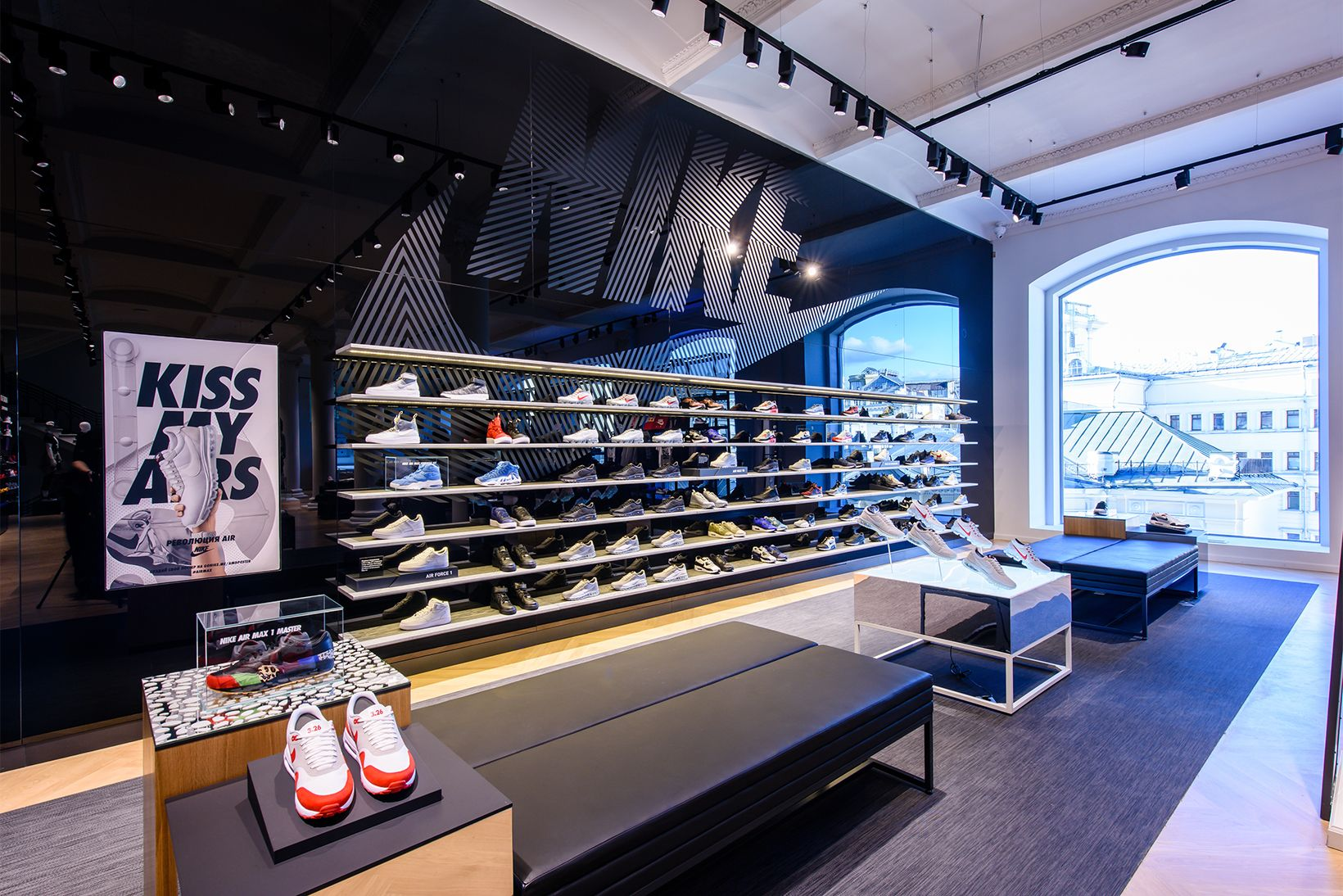 A Look Inside Nike s New Moscow Flagship  6b16dad6bf8e8