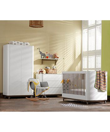 Mothercare Solna 2 piece Nursery Furniture Bundle
