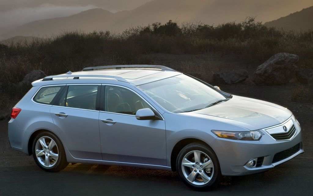 2014 Acura TSX Wagon Automobile Magazine Acura tsx