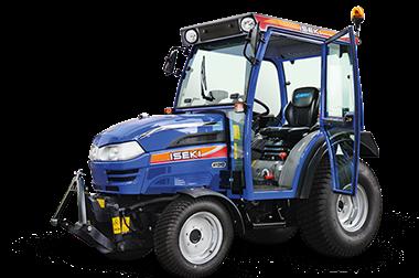 Kommunaltraktor Th4000 Traktoren Landschaftspflege Landwirtschaft