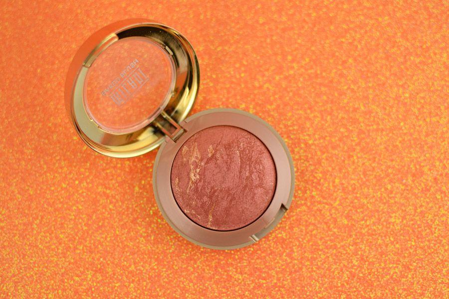 Resenha Baked Blush Milani Rose D Oro Produtos De Maquiagem