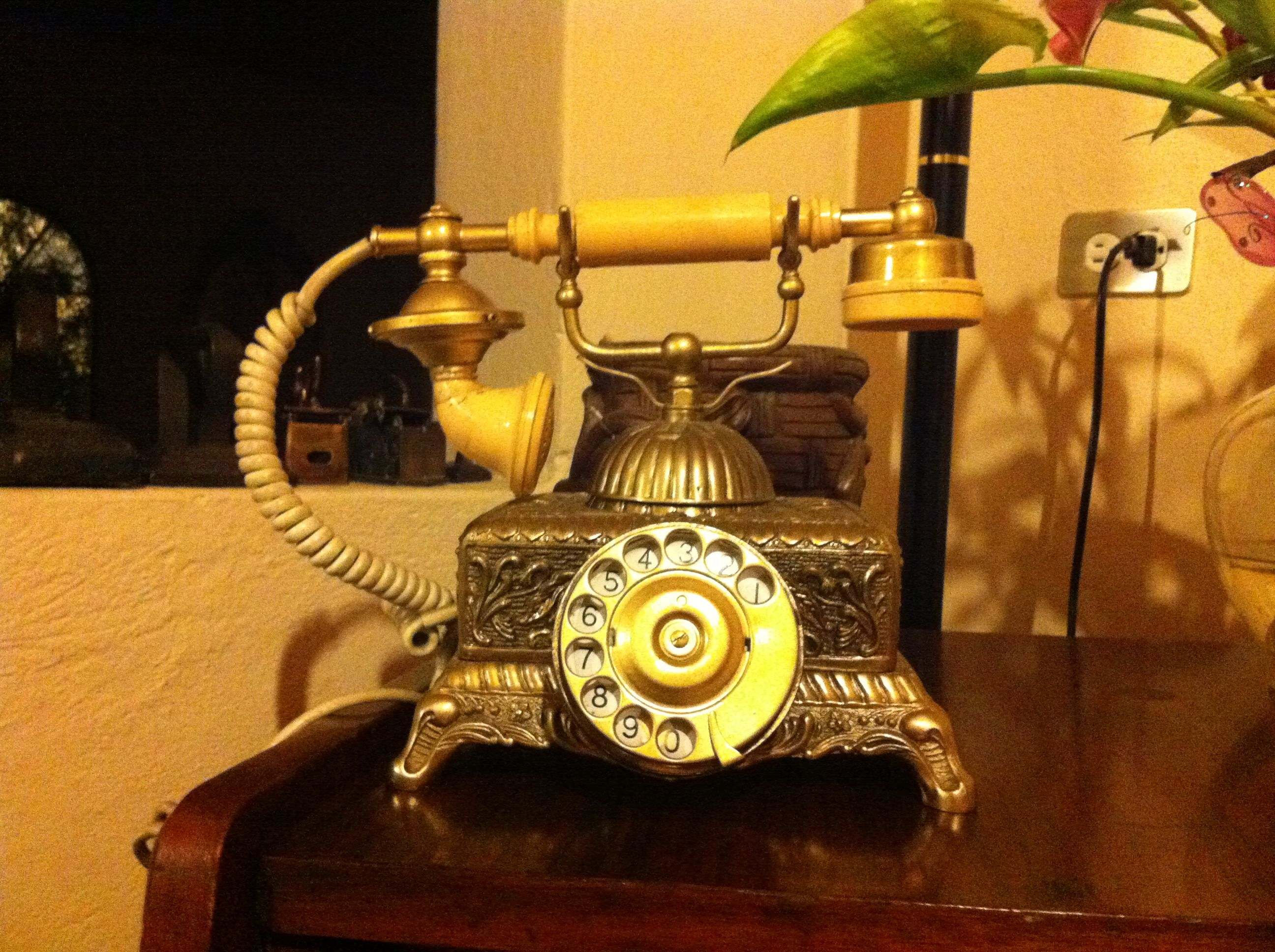 #telefono #telephone #antiques