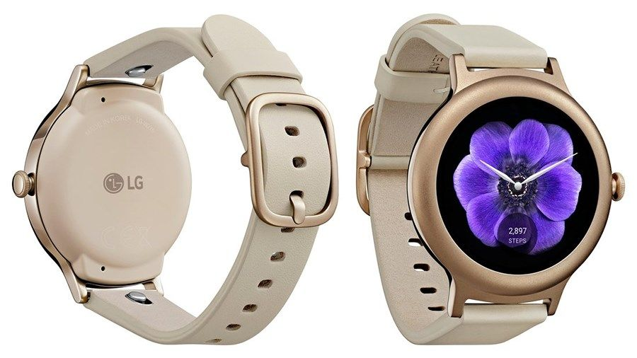 Here's our best look yet at LG's upcoming Android Wear 2.0 watches