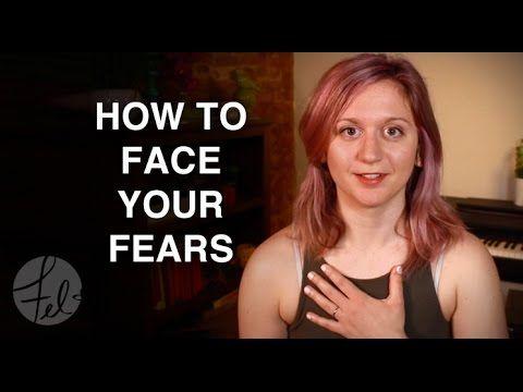 How to Face Your Fears - 15 Min Meditation I Use - Felicia Ricci ...