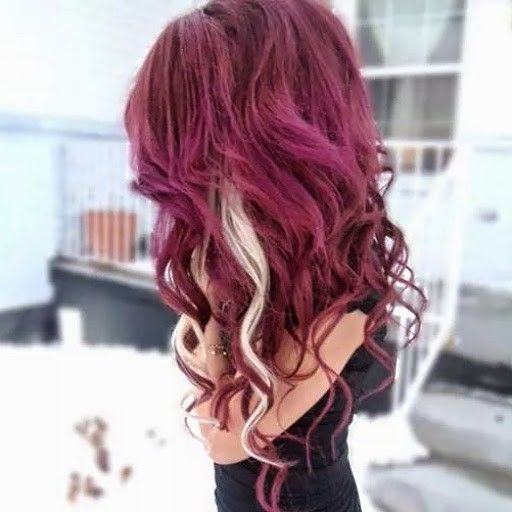 Want My Hair This Color Hair Hair Dyed Red Hair