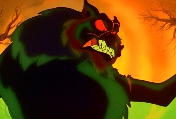 Rothbart Is The Great Animal From The Swan Princess Swan Princess Animated Movies Swan