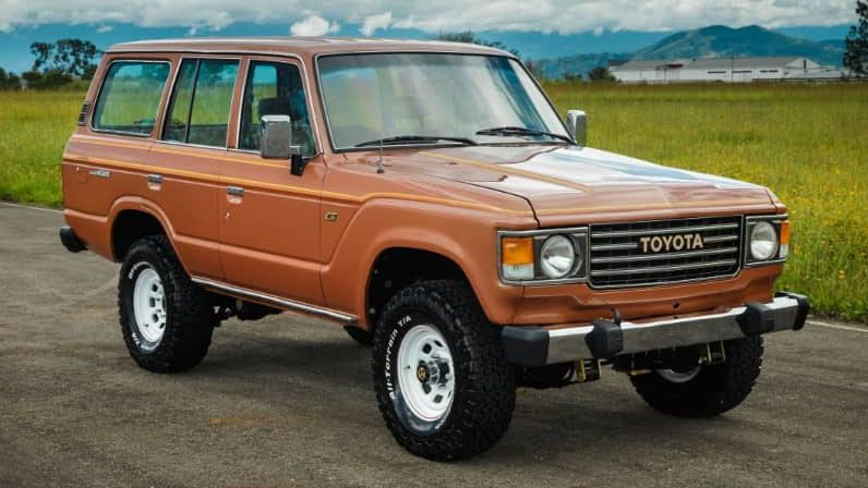 1983 Toyota FJ-60 Land Cruiser | S140 | Kansas City 2019 | Mecum Auctions