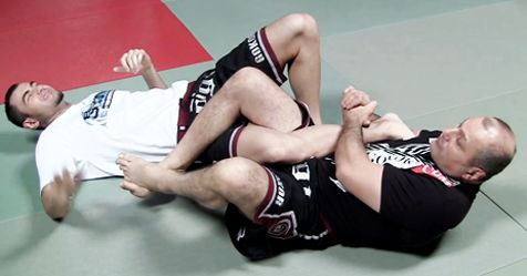 How to Execute a Takedown and Heel Hook.