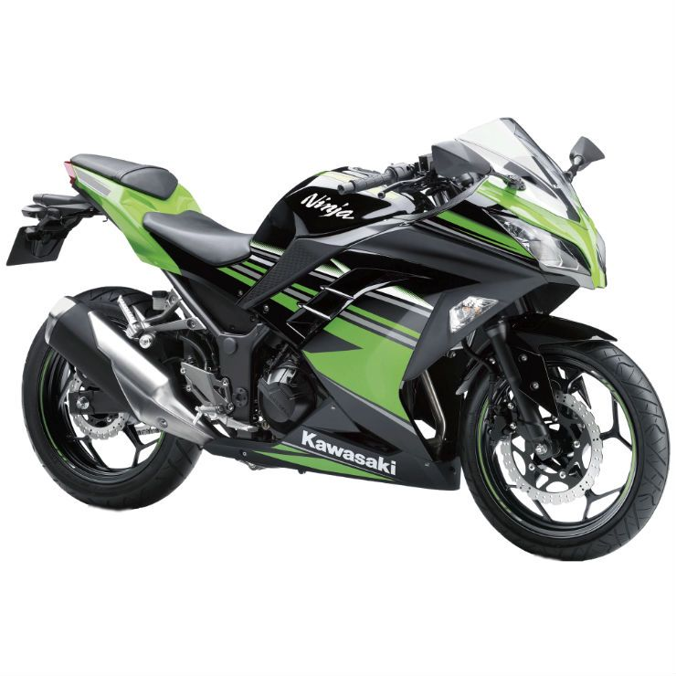 Kawasaki Ninja 200 Coming Soon To India Kawasaki Ninja 300