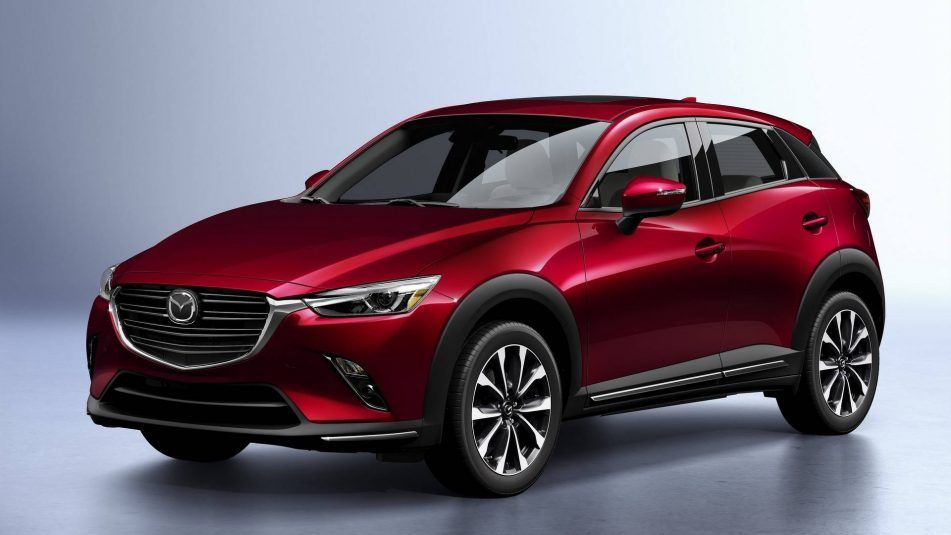 2020 Mazda Cx 3 Review Specs Design Release Date Price And Photos Mobil