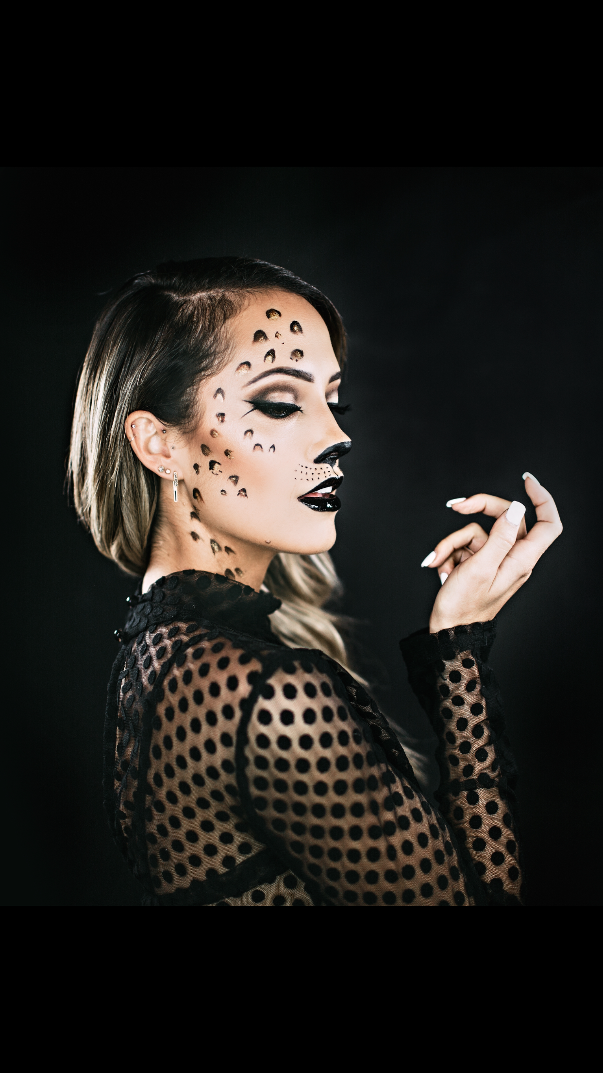 Make Up For Ever for Halloween Makeup http//rstyle.me/n