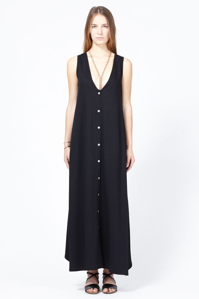 Shaina Mote Lucid Dress Black