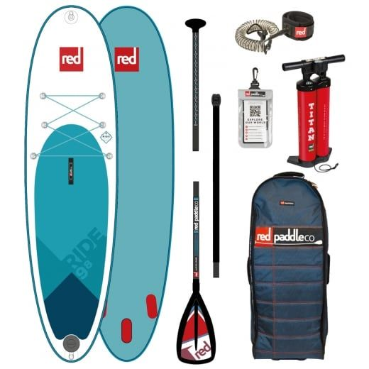 """Ride 9'8"""" 2018 Stand Up Paddle Board"""