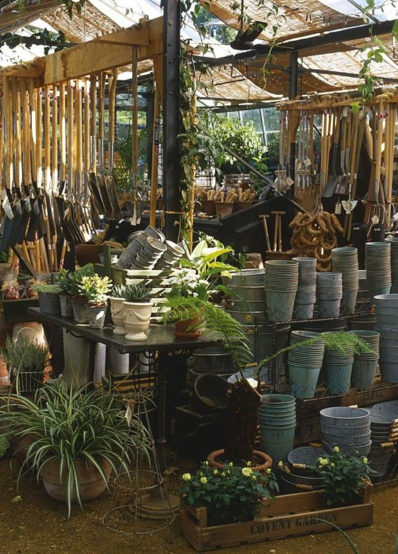 petersham nurseries shops at the garden co Pinterest Nursery