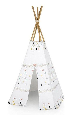 tipi enfant renards blanc et multicolore 100 x 100 x 175 cm acheter pinterest renard. Black Bedroom Furniture Sets. Home Design Ideas