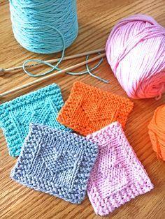 Photo of Heart Face Scrubby Free Knitting Pattern – PurlsAndPixels – Stricken ist so einf…