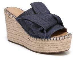 36bea6f115 Franco Sarto Talinda2 Denim Wedge Espadrilles | Products | Pinterest