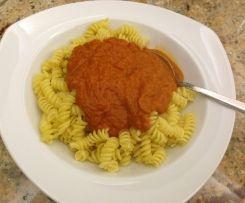 schnelle aromatische Tomatensoße