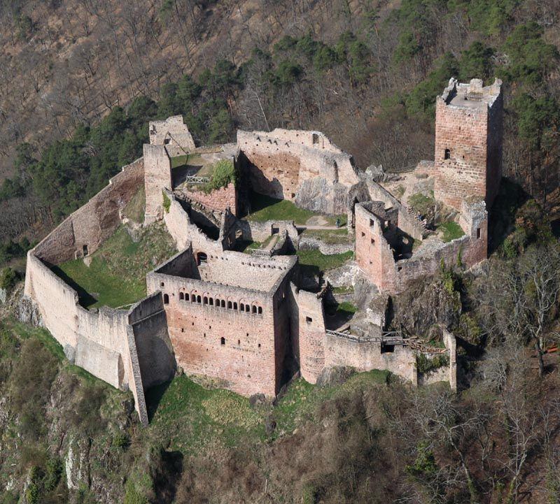 """Résultat de recherche d'images pour """"saint ulrich chateau"""""""