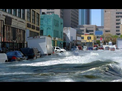 WHATEVER we do now, the seas will rise at least 5 metres. Most of Florida and many other low-lying areas and cities around the world are doomed to go under. ...