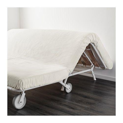 ikea ps l v s 2er bettsofa gr sbo wei bauen. Black Bedroom Furniture Sets. Home Design Ideas