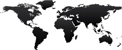 Mapa Del Mundo En Vector World Vector Map Recursos 2d Com
