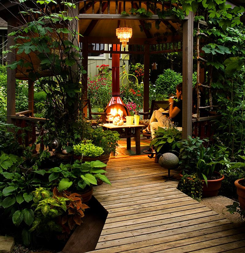 Inspiring Small Garden Ideas