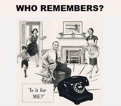 I remember!