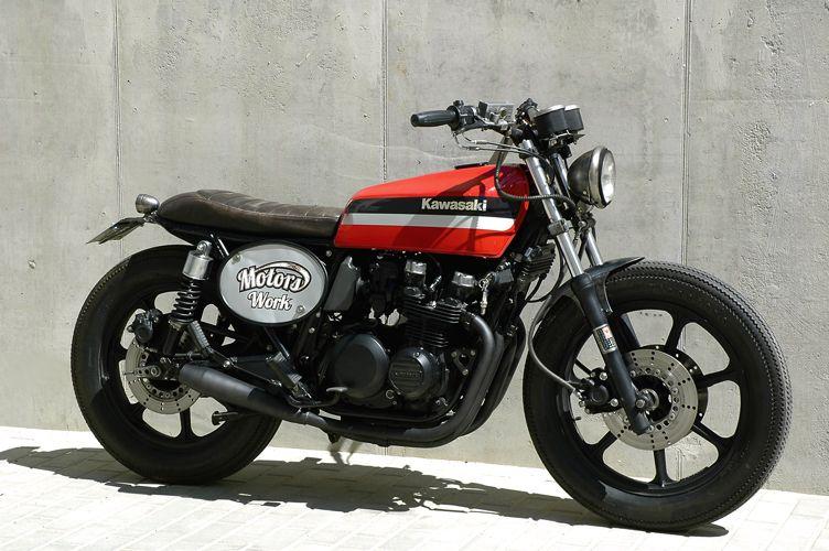 Kawasaki GPZ 550 Motors Works