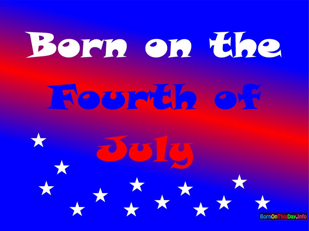 July Born Month Of July Pinterest 4th Of July July Born And
