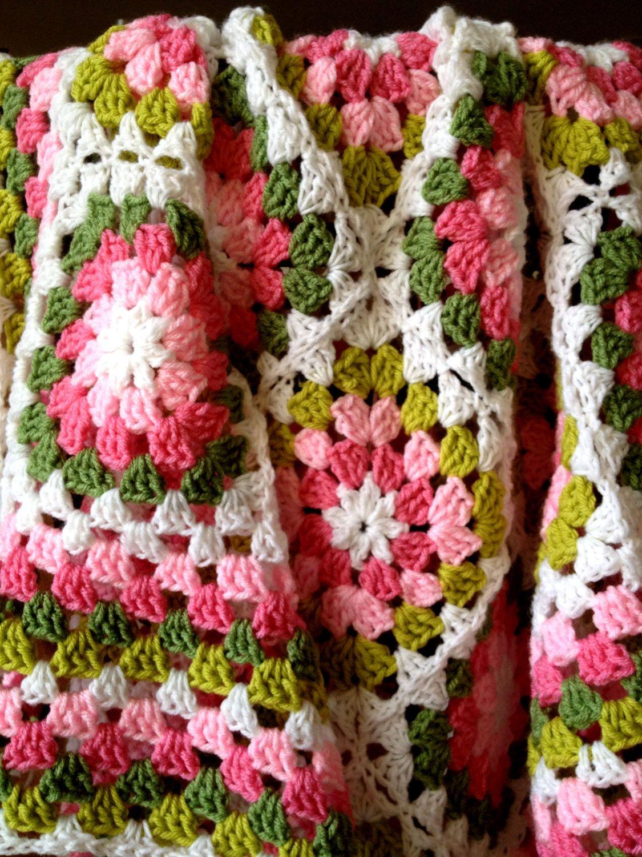 Good colors | Crochet | Pinterest | Ganchillo mantas, Cuadrados de ...