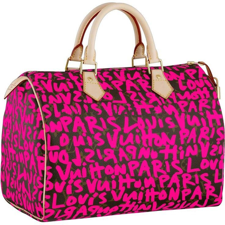 01750d155320 Buy Louis Vuitton Speedy 30 Speedy 30 is revisited in feminine Monogram  Roses canvas inspired by the late American artist Stephen Sprouse.