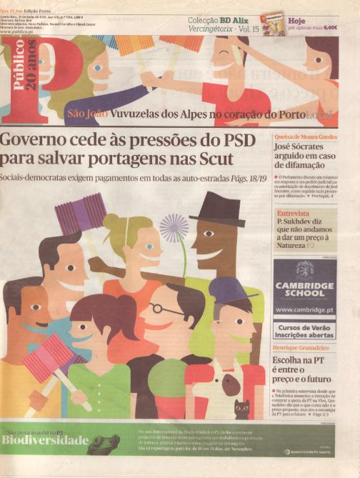 publico by Zé Cardoso