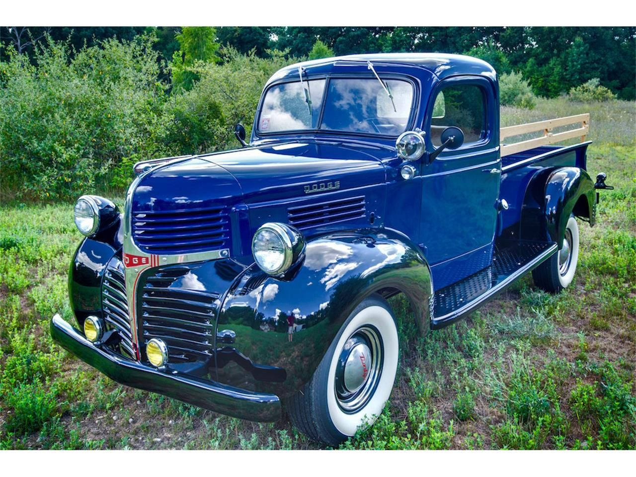 1947 dodge pickup cool classic cars pinterest dodge pickup dodge trucks. Black Bedroom Furniture Sets. Home Design Ideas