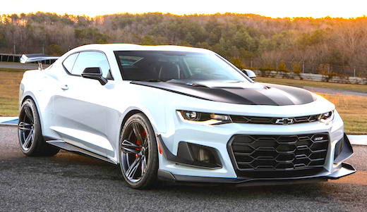 2018 Chevrolet Camaro Rs Specs The Is A Rear Sports Car That Sits Under Corvette And Available In Number