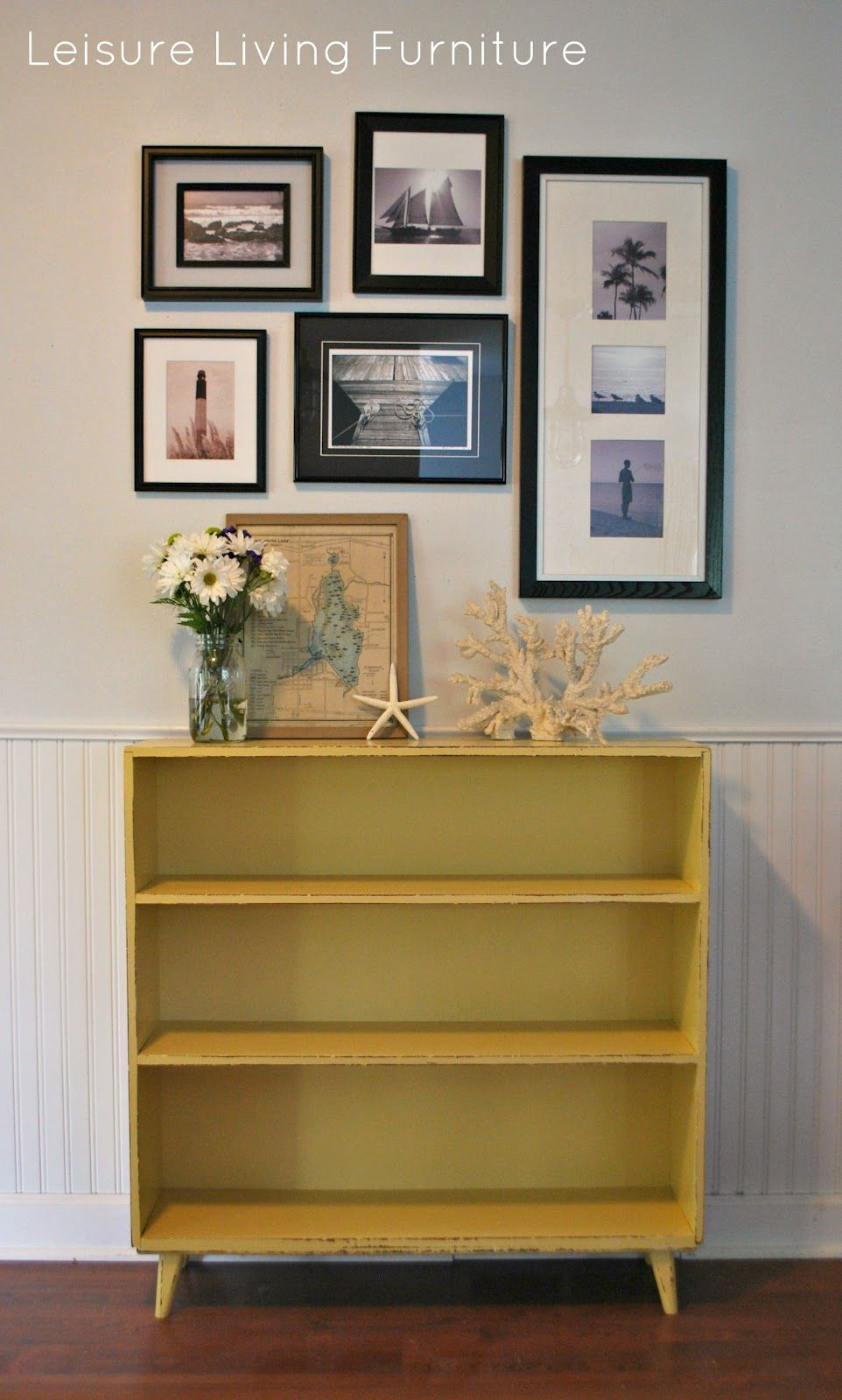 leisure living yellow bookshelf | For the Home | Pinterest | Yellow ...