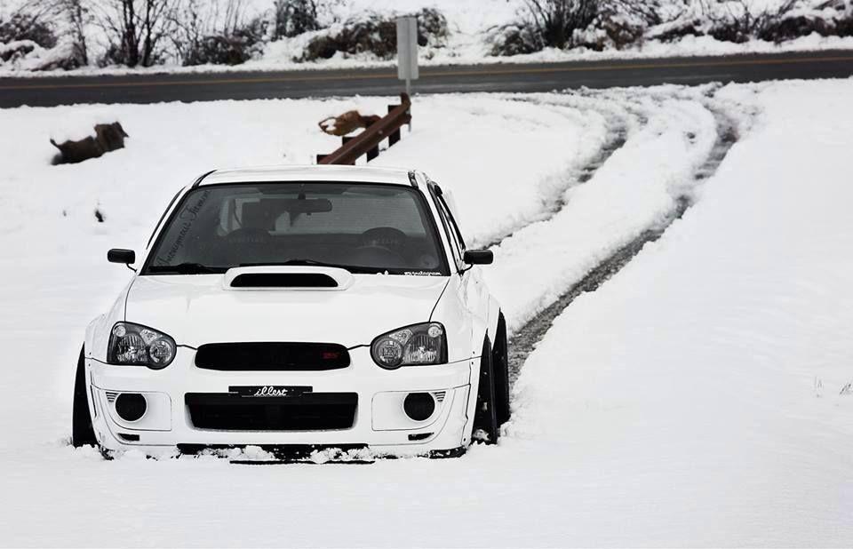 Snowy Trails Subaru cars, Subaru impreza sti, Wrx