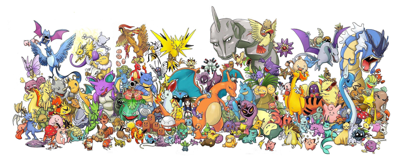 Pokemon Bilder Mit Namen